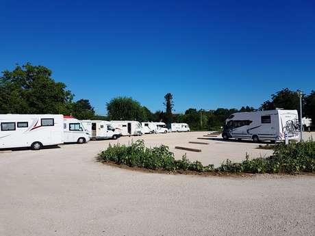 Aire camping-car park de Souillac