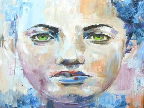 Exposition de Peintures : Anne Mie de Lobel