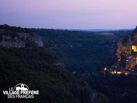 La 25ème Heure à Rocamadour