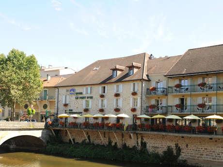 Hôtel Restaurant Le Pont d'Or