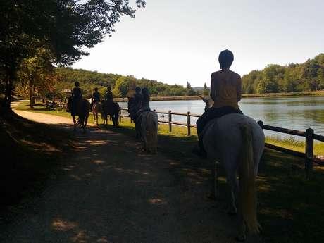Centre Equestre & Poney Club de Gourdon Association Les Cavaliers d'Extérieur