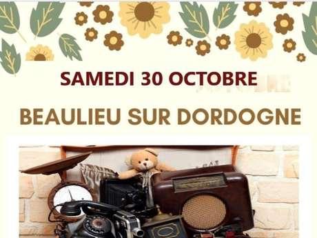 Vide-greniers à Beaulieu-sur Dordogne