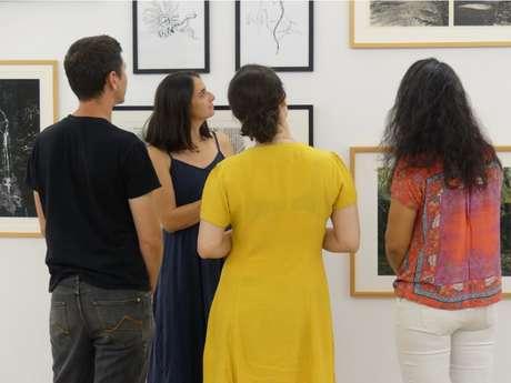 """Visites Commentées du Parcours d'Art Contemporain en Vallée du Lot """"Faire Communs"""""""