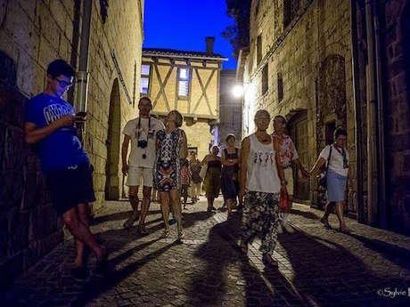 Visite Contée Nocturne de Capdenac-Le-Haut