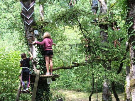 Cap Nature Parc de Loisirs Figeac - Parcours d'orientation et chasse aux trésors