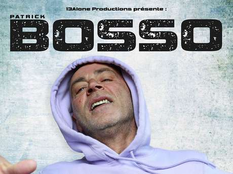 """Patrick Bosso : """"Dernier Round"""""""