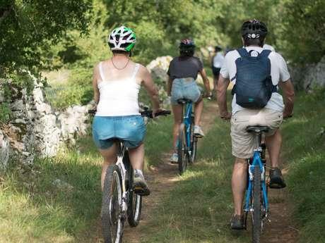 Pays d'Art et d'Histoire : Balade en Famille à Vélo