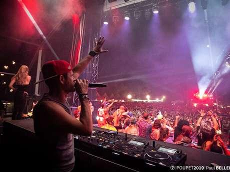 Carrément Dancefloor : JIM-X  et  DJ YO'NY