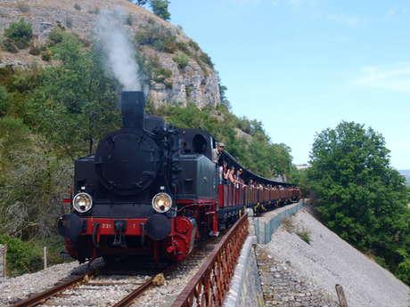 """Chemin de Fer Touristique du Haut Quercy """"Le Truffadou"""""""