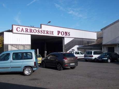 Carrosserie Pons/SAS Costes