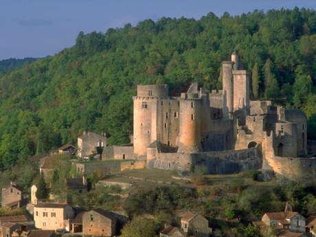 GR36 de Laramière à Bonaguil en passant par St Cirq Lapopie, Cahors et la vallée du Lot