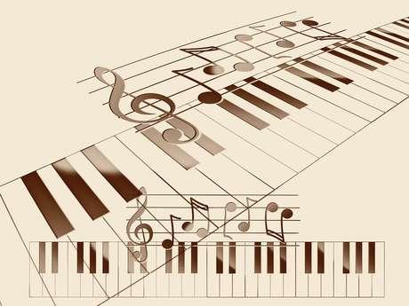 ANNULE- Coup de Coeur pour Deux Jeunes Pianistes -  Les Musicales du Causse