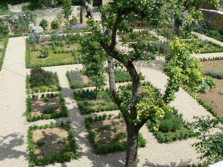 Jardin Médiéval du Barry