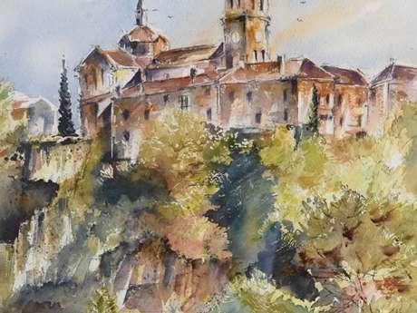 Visite Commentée de la Cité Médiévale d'Albas