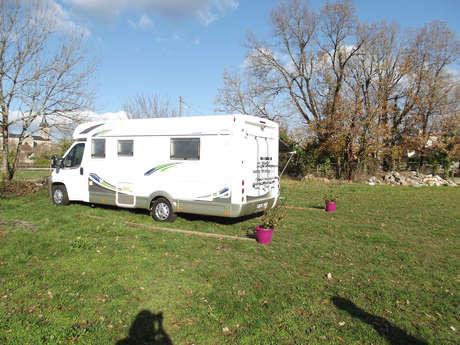 Aire camping-car du Vinagrou