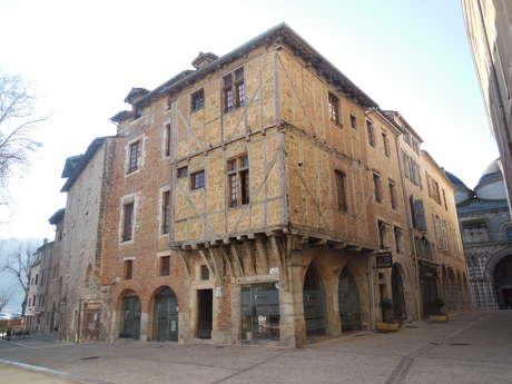 [ANNULEE ]Ville d'Art et d'Histoire : Visite Guidée, Cahors, Centre Historique