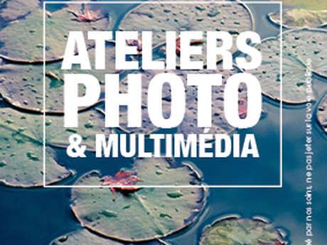 ''De l'Eau d'Ici à l'Eau de Là'' : Ateliers Photos et Multimédia