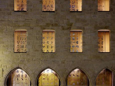 Musée Champollion - Les Ecritures du Monde