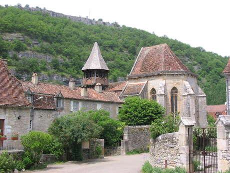 La balade du Prieuré d'Espagnac