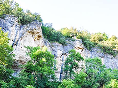 Site d'Escalade Milhac II à Milhac