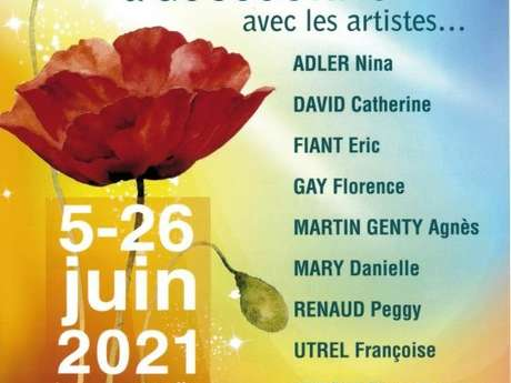 "Exposition d'Art : ""Évasion"" à Goujounac"