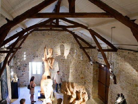 """Visite-Atelier """"Dans les Bois de Zadkine"""" au Musée Zadkine des Arques"""