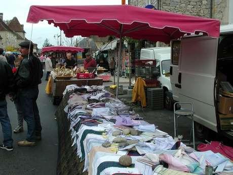 ANNULE- Foire de la Sainte-Catherine à Bretenoux