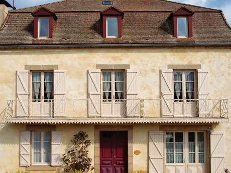 Maison D'Hôtes Orlaya