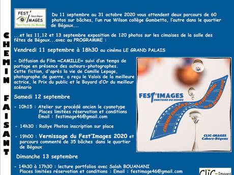 Festival de Photos Fest'Images : Expositions à Bégoux & Cahors