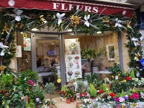 Fleuriste Mme Mazet Françoise