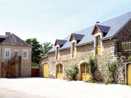 """La Grange de Rocamadour """"Gîte Durandal"""""""