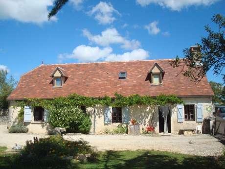 La Grange De Coujet