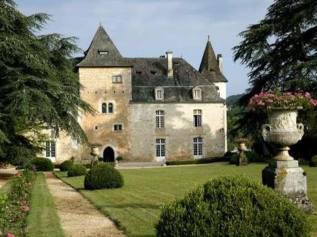 Hôtel Restaurant Le Château de la Treyne