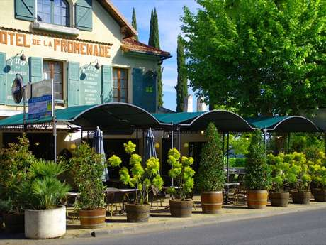 Hôtel Restaurant La Promenade