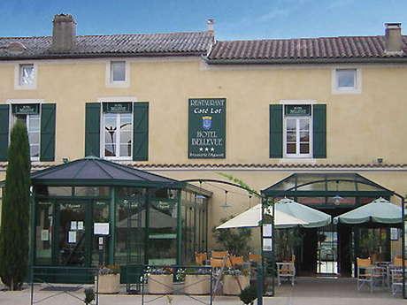 Hôtel-Restaurant Bellevue
