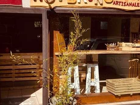 Ho  Bruno - Pizzas artisanales