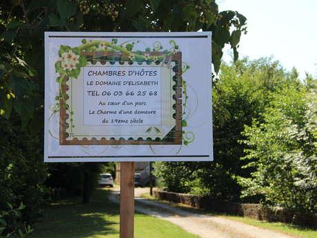 Le Domaine D'Elisabeth