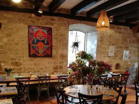 Le Prieuré Bar-Restaurant-Crêperie-Glacier