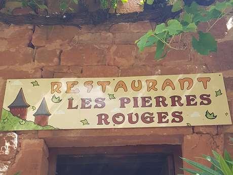 Restaurant Les Pierres Rouges