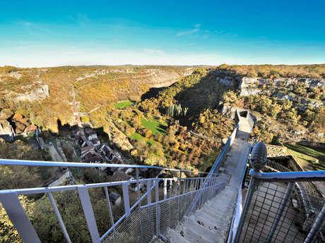 Remparts de Rocamadour