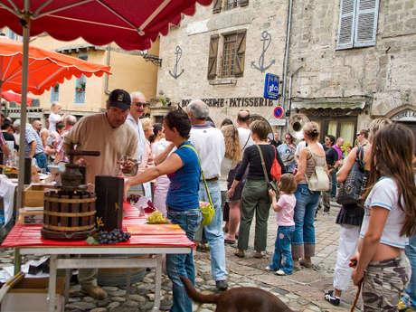 Foire à Beaulieu-sur-Dordogne
