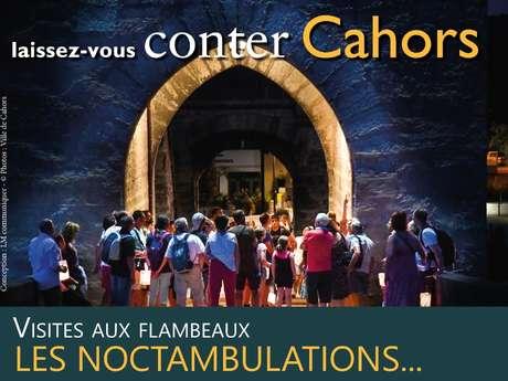 Les Noctambulations Théâtralisées à Cahors