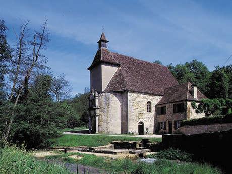 Chapelle Notre Dame des Neiges à Gourdon