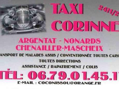 Taxi Corinne