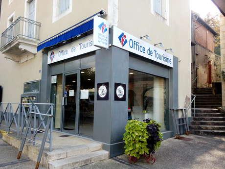 Office de Tourisme Cahors Vallée du Lot - Bureau d'Information de Luzech