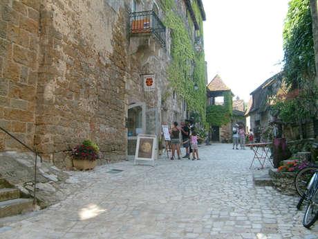Office de Tourisme Vallée de la Dordogne  - Bureau d'Accueil de Carennac