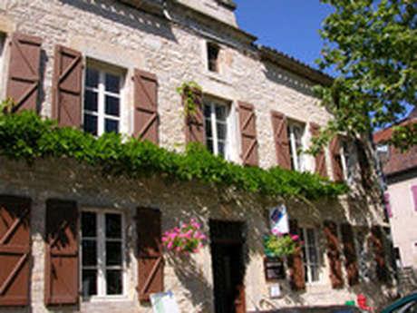 Office de Tourisme Cahors Vallée du Lot - Bureau d'information de Limogne