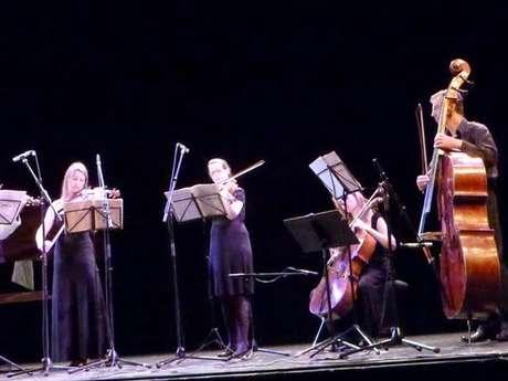 23ème Festival de Musique Autour des Cordes, Concert de Bagnac-Sur-Célé