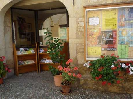 Office de Tourisme Cazals-Salviac - Bureau d'information de Cazals