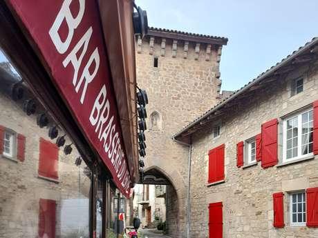 "Brasserie du Centre ""Chez Sev et Pat"""